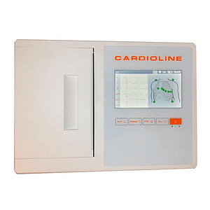 Electrocardiógrafo Cardioline ECG 200 L - 12 derivaciones